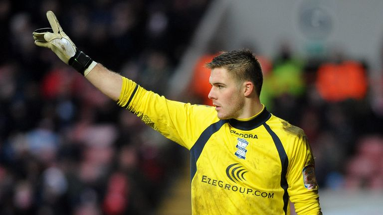 Jack Butland: Could go out on loan