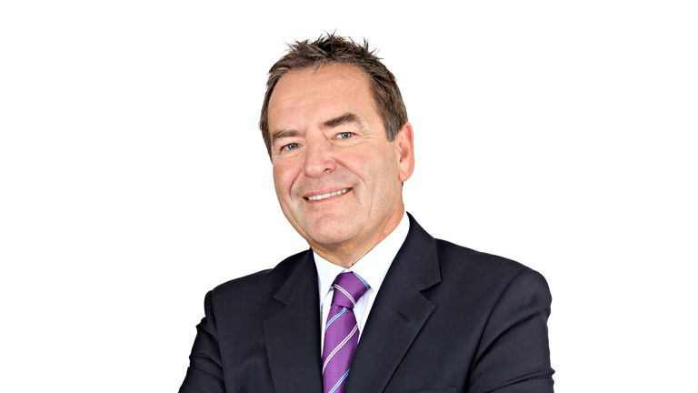 Jeff Stelling: Reckon you can better his predictions? Enter Super 6 now for your chance to become a millionaire