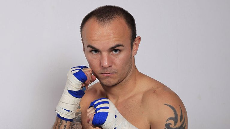 Kevin Mitchell: Looking forward to his return to action on Saturday