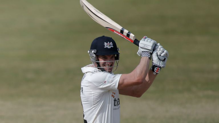 Michael Klinger: Scored fourth century of County Championship season