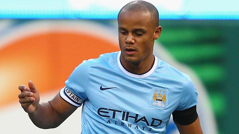 Vincent Kompany: Manchester City captain wants more success