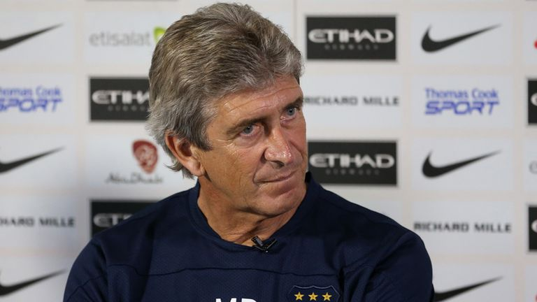 Manuel Pellegrini: Turned down City and Liverpool