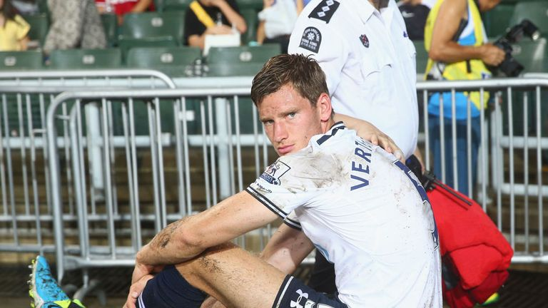 Jan Vertonghen: Hopeful injury will not stop him facing Crystal Palace