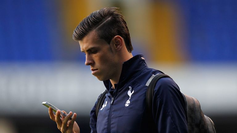 Gareth Bale: Subject of world-record bid