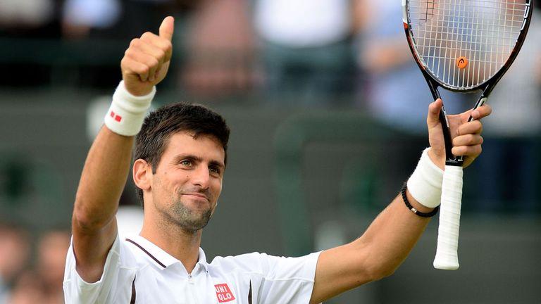 Novak Djokovic: Found Berdych a tough adversary in the quarter-finals