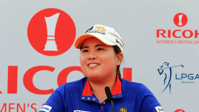 Inbee Park: Attempting to create history this week