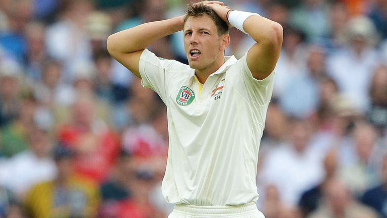 James Pattinson: Is making good progress in his recovery from a back injury.
