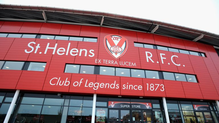 St Helens: Chairman Eamonn McManus insists standards at the Super League club will not drop