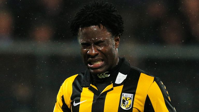 Wilfried Bony: Believes Swansea's style of play will suit him
