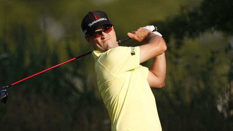 Zach Johnson: American tied for halfway lead in John Deere Classic