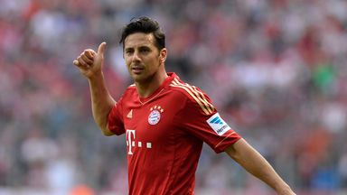 Claudio Pizarro: Bayern Munich striker relaxed about his future