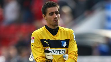 Koen Casteels: Hoffenehim keeper has agreed a new contract
