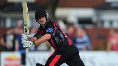 Joe Burns: Injuries cut short Leicestershire stay