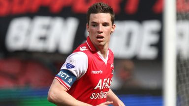 Nick Viergever: Completed a move to Ajax from AZ Alkmaar