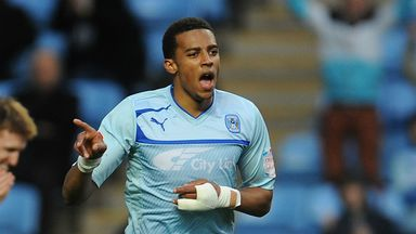 Cyrus Christie: Coventry defender committed until the end of the season