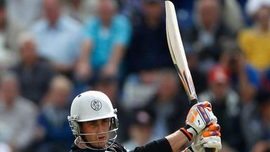 Craig Kieswetter: Struck four sixes in his 55-ball innings