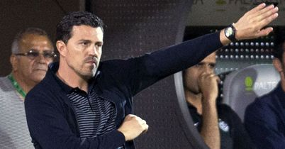 Oscar Garcia: Impressed with new Seagulls infastructure