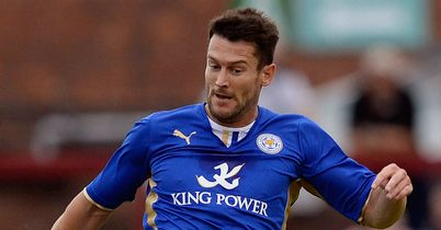 David Nugent: Fired a blank against Forest