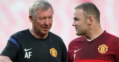 Sir Alex Ferguson: Says Wayne Rooney is back