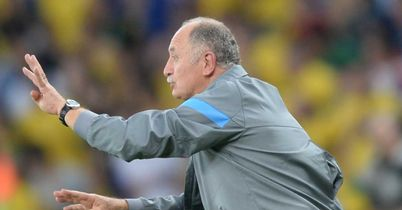 Scolari's World Cup ambition