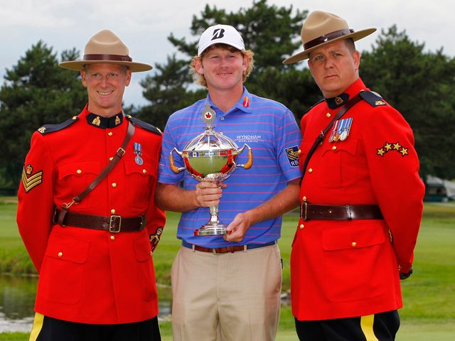 Brandt Snedeker: Claimed the title by three shots