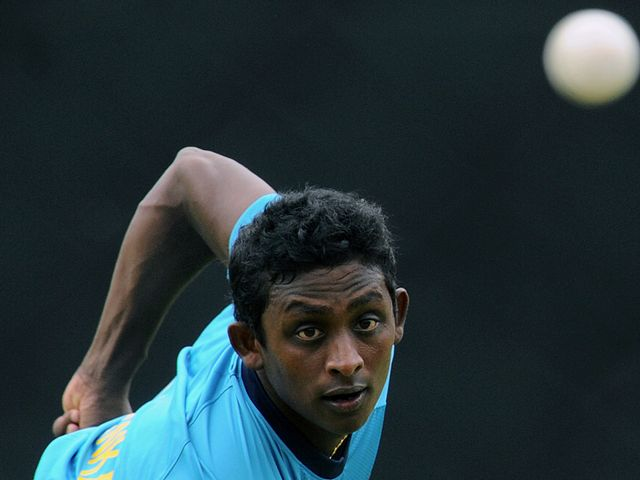 Ajantha Mendis: Swung the game Sri Lanka's way