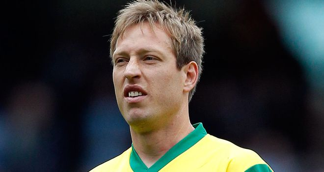 Luciano Becchio: Grabbed his first Norwich goal in Sacramento