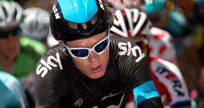 Chris Froome has safely negotiated the first week of the Tour de France