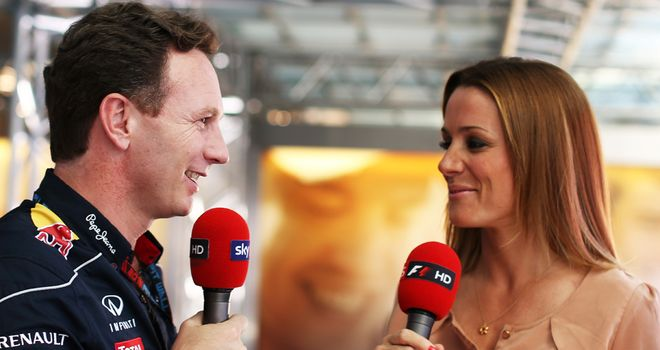Christian Horner: Red Bull have options