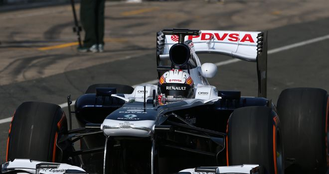 Williams: Pleased revised tyres will allow them to push throughout races