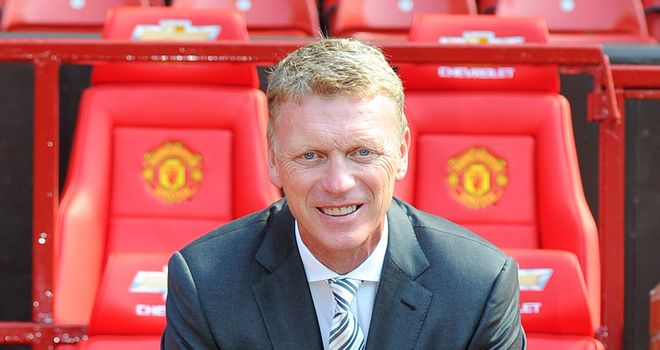 David Moyes: Has big targets