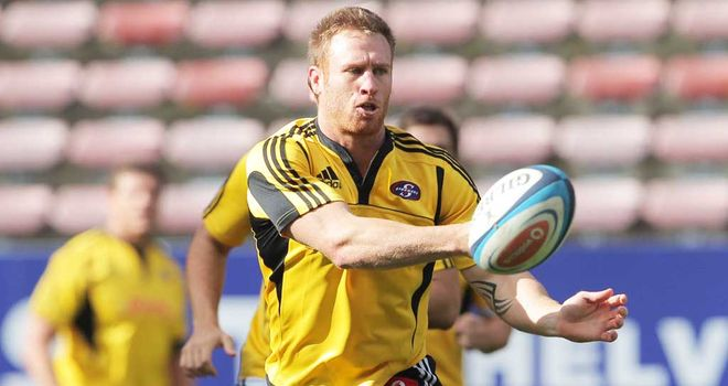 Tyrone Holmes: Has agreed a one year contract with Glasgow Warriors