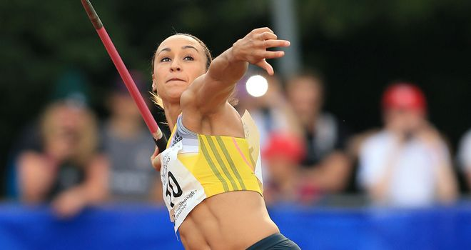 Jessica Ennis-Hill: Due to compete in London this weekend