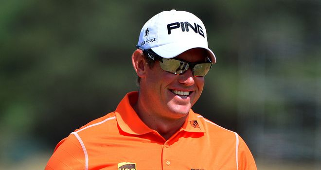 Lee Westwood: In ideal spot to win his first major title