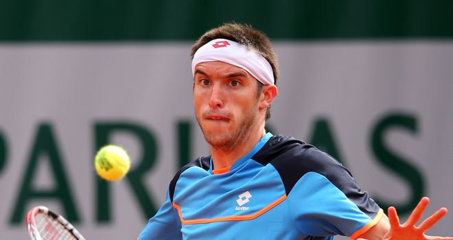 Leonardo Mayer: Second round opponent for Andy Murray