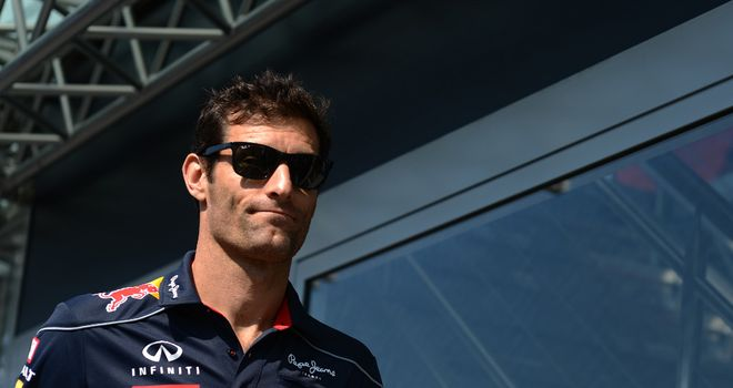 Mark Webber: Will now not test at Silverstone