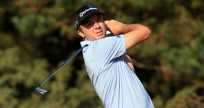 Martin Laird: Five birdies, but five bogeys in second-round 71
