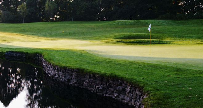 The 15th at Oak Hill: Fans will choose the pin for the final round of the PGA