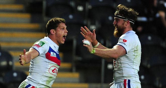 Wakefield: Won their third in a row on Monday night