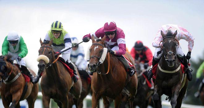 Domination (r): Won over fences at Limerick