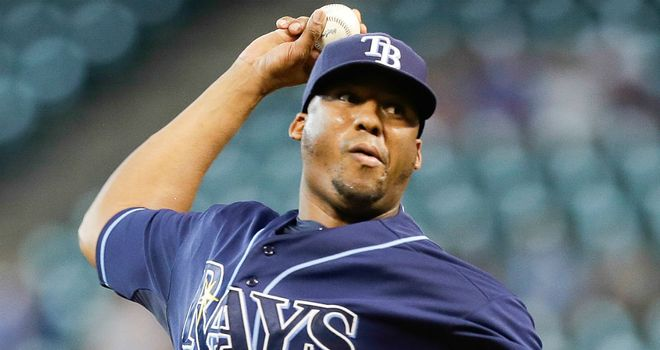 Roberto Hernandez: Pitched his first complete game of the season for Tampa