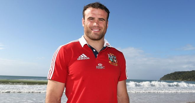 Jamie Roberts: Starts at inside centre for Saturday's series decider against Australia