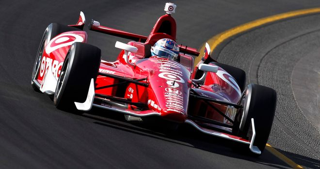 Scott Dixon: IndyCar series winner