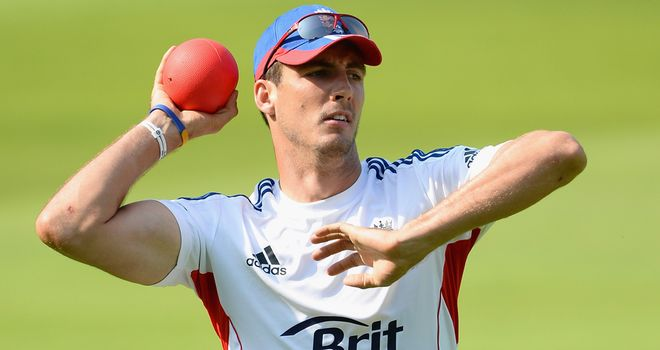Steven Finn: Had a tough time on the final day at Trent Bridge