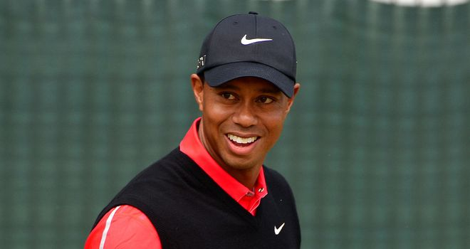 Woods: can boost his confidence at Firestone, says Harmon