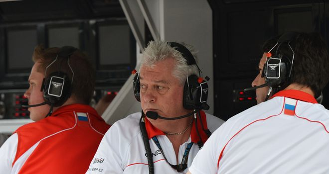 Pat Symonds: Has agreed to join Williams