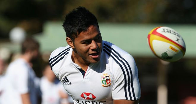 Manu Tuilagi: Likely to be out for two months