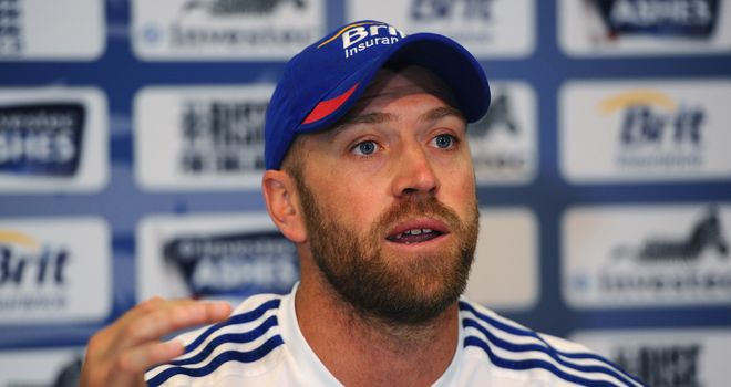Matt Prior: Confident England can deliver in Australia