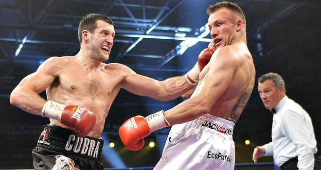 Carl Froch: Recorded a thrilling victory over Mikkel Kessler in his last fight