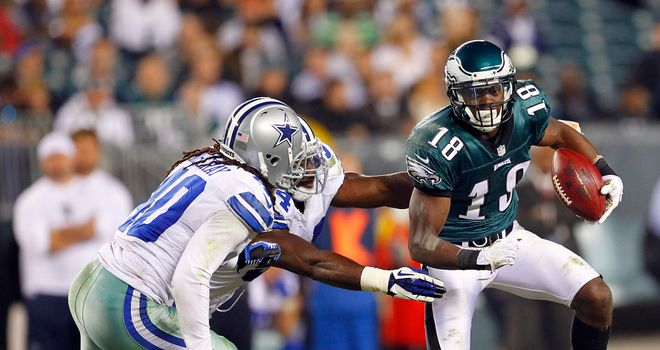 Jeremy Maclin: Philadelphia Eagles' top receiver last season is likely done for the entire 2013 campaign